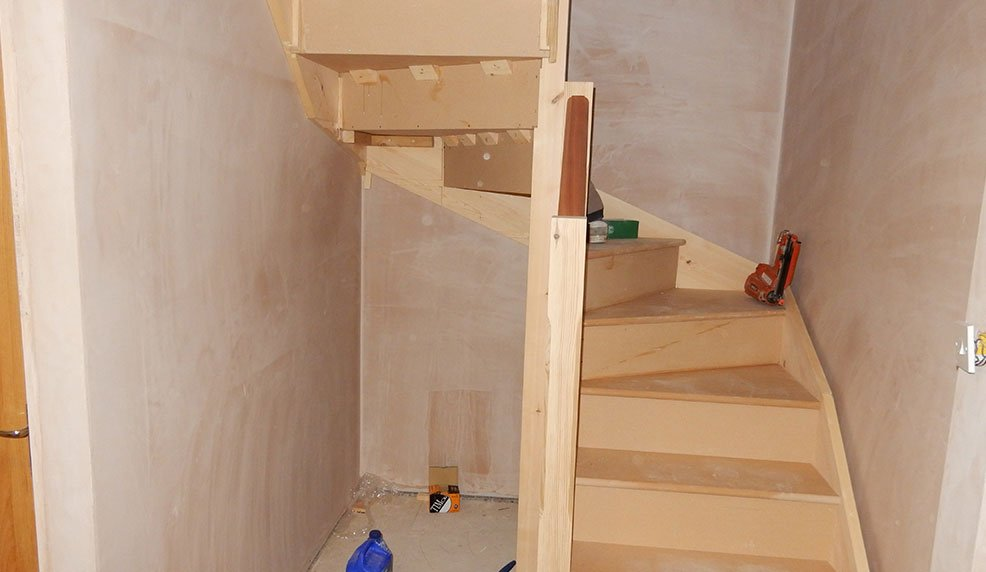 Adding the Stairs to Your Loft Conversion